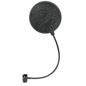 188.007 Pop Up Microphone Shield 6.5""
