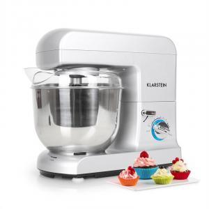 Gracia Argentea keukenmachine 1000W grijs Grijs