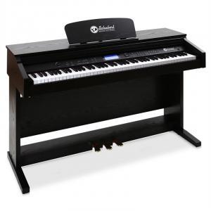 88-toetsen elektrische piano zwart MIDI 3 pedalen