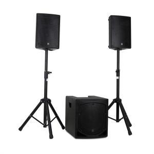 "QL1510MA 2.1 Impianto Hi-fi 38cm (15"") 2x25cm (10"")"