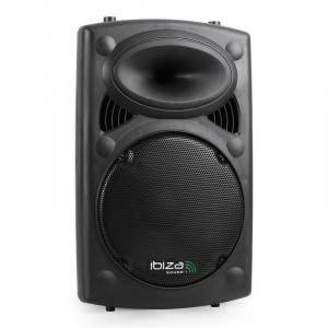 "SLK10-A aktive PA-Box 25cm (10"") 400W USB SD MP3 25 cm (10"") 