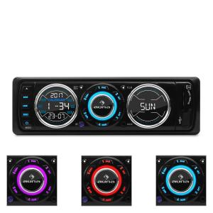 MD-180 Autoradio UKW RDS USB SD MP3 AUX Design