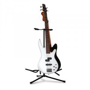 Gepoedercoat Y-head Auna gitaarstandaard voor 3 gitaren