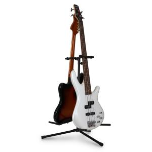 Duett Suporte 2 guitarras cabeça Y revestimento esmalte