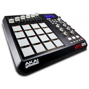 Akai MPD26 MPC Pad Controller MIDI