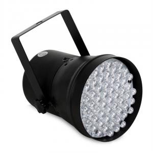 PAR36 DMX UV Luz Disco 55 ultravioleta LEDs