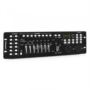 DMX-240 Mesa de controle de luz 240 canais MIDI