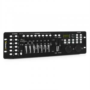 DMX-240 controller 240 kanalen MIDI
