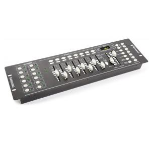 DMX-192S Lighting Controller 192 Channels MIDI - 3U Rack