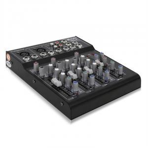 STL-4 4-kanaal-mixer Studio PA delay-effect