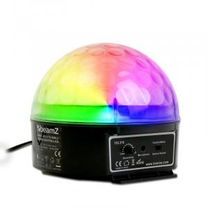 Bola de luz LED-RGB Magic Beamz DJ Jelly
