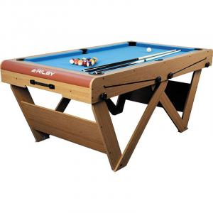 FSPW-6 Table Billard Pool Snooker Pliable 183x79x97cm