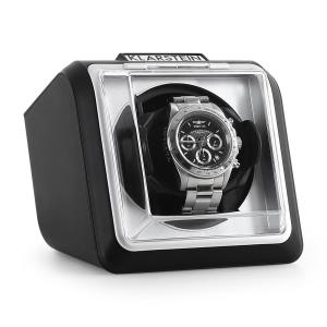 8PT1S watch winder 1 Uhr svart
