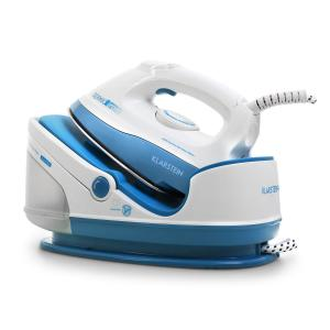 Speed Iron Steam Iron 2400W 1.7 Litre - Blue Blue