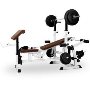 FIT-KS02 Home Gym Weight Bench Upper & Lower Body Workout Machine