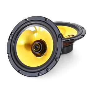 "Pair Auna Goldblaster 6.5"" Car Audio Speakers 1200W 16.5 cm (6.5"")"