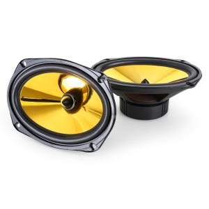 "Pair Auna Goldblaster 6x9 Car Speakers 1000W 15 cm x 23 cm (6"" x 9"")"