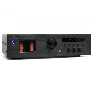 Tube 65 HiFi-buizenversterker MP3 USB Receiver 600W