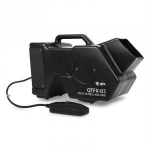 QTX-B3 Mega Bubble Machine Disco Atmospheric Effects 1.8 Litre