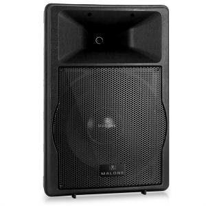 "Auna PW-EV-15A 15"" Active Stage Monitor Concert Speaker 2-Way ABS 1500W 38 cm (15"")"