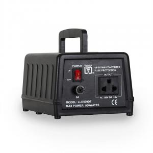LLD500DT Voltage Power Converter 500W 110/120<->220/240V