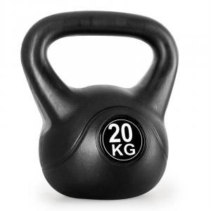 Kettlebell peso sfera con manico 20kg 20 kg