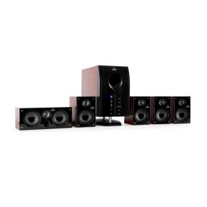 Areal Active 525 Wd 5.1 Channel Surround Speaker System AUX Cherrywood