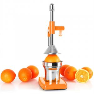 EcoJuicer Presse à fruits levier mécanique -orange Orange