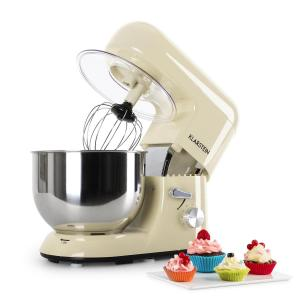 Bella Morena Kitchen Machine Stand Mixer 1200W 5 Litre Creme