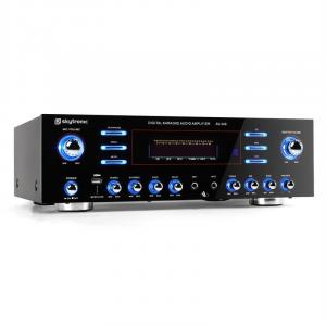 AV-340 5 Channel Home Hifi Amplifier Karaoke USB