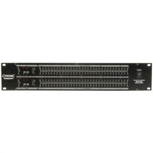 CEQ231 Graphic Equalizer 31-Band 2 Channel
