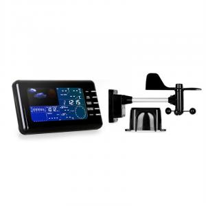 SM 55 Pro Weather Station Precipitation / Wind Sensor Black