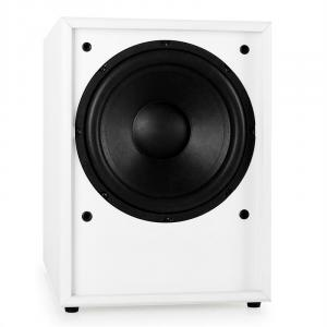 Linie-300-SW-WH Subwoofer activo AUX blanco Blanco