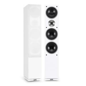 Linie-600-WH diffusori a torre passivi 140W RMS bianchi bianco