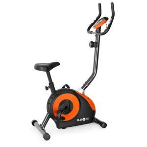 Mobi FX 250 Träningscykel ergometer pulsmätare max 100 kg kroppsvikt Orange