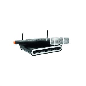 UHF-202 Set de micrófonos inalámbricos