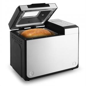 Country Life Bread Maker 12 baking programmes 1kg polished steel