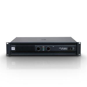 DEEP² DP2400 PA-Endstufe 2400W brückbar Rackeinbau