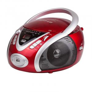 CMP-542 Ghettoblaster Rood USB CD MP3 Rood