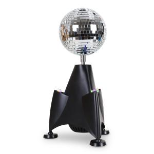 Rocket Mirror Ball raket LED Disco Ball 13cm RGB