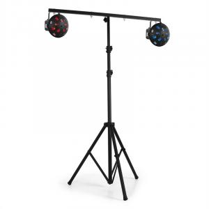 LS-100 Pro Crossbar Light Stand