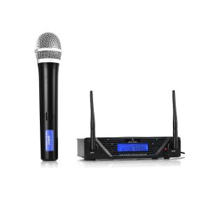 UHF 350 Solo1 Wireless Microphone Set 1-Channel UHF 1 x Handheld-Microphone