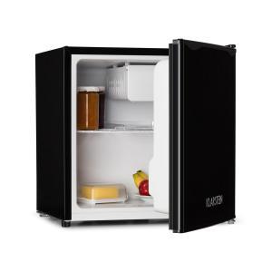 Kylskåp 50 liter klass A+ frysfack svart