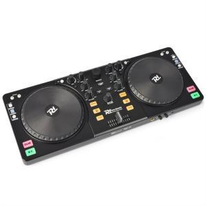 PDC-10 Portable DJ Controller MIDI USB Black