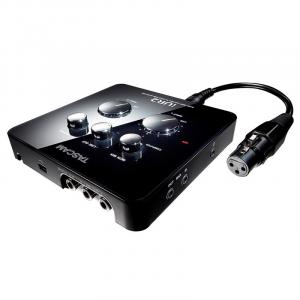 iUR2 USB-Audio-/MIDI-Interface viele Anschlüsse hochwertige Stereoaufnahm