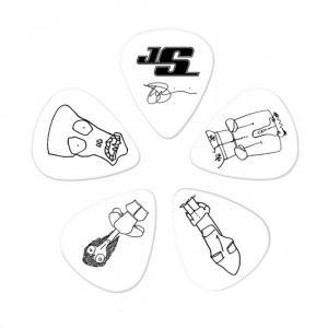 CWH4-10JS Joe Satriani Picks Púas