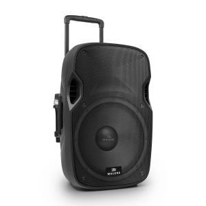 """Przenośne głośniki aktywne PA Malone PP-2915BTR 38cm (15"""") 38 cm (15"""")"""