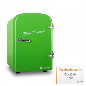 Bella Taverna frigorífico congelador/ caixa térmica mini 4 litros em cor verde Verde