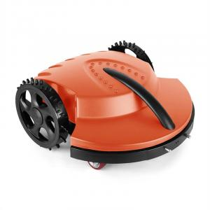 Garden Hero Mower 1500m² 3h Battery Rain Sensor Orange Orange