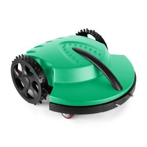 Garden Hero Mower 1500m² 3h Battery Rain Sensor Green Green